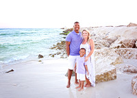 LoriAnn & Family {orange beach 2018}